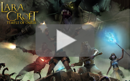 Lara Croft and the Temple of Osiris Launch Trailer
